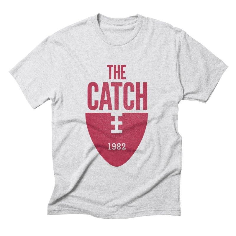 The Catch Men's Triblend T-shirt by Sport'n Goods Artist Shop