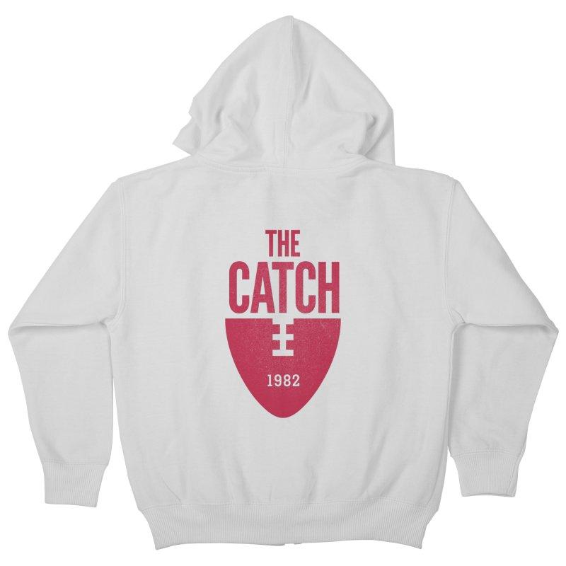 The Catch Kids Zip-Up Hoody by Sport'n Goods Artist Shop