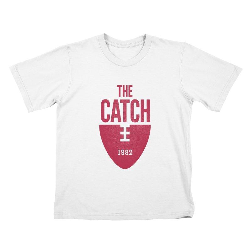 The Catch Kids T-shirt by Sport'n Goods Artist Shop