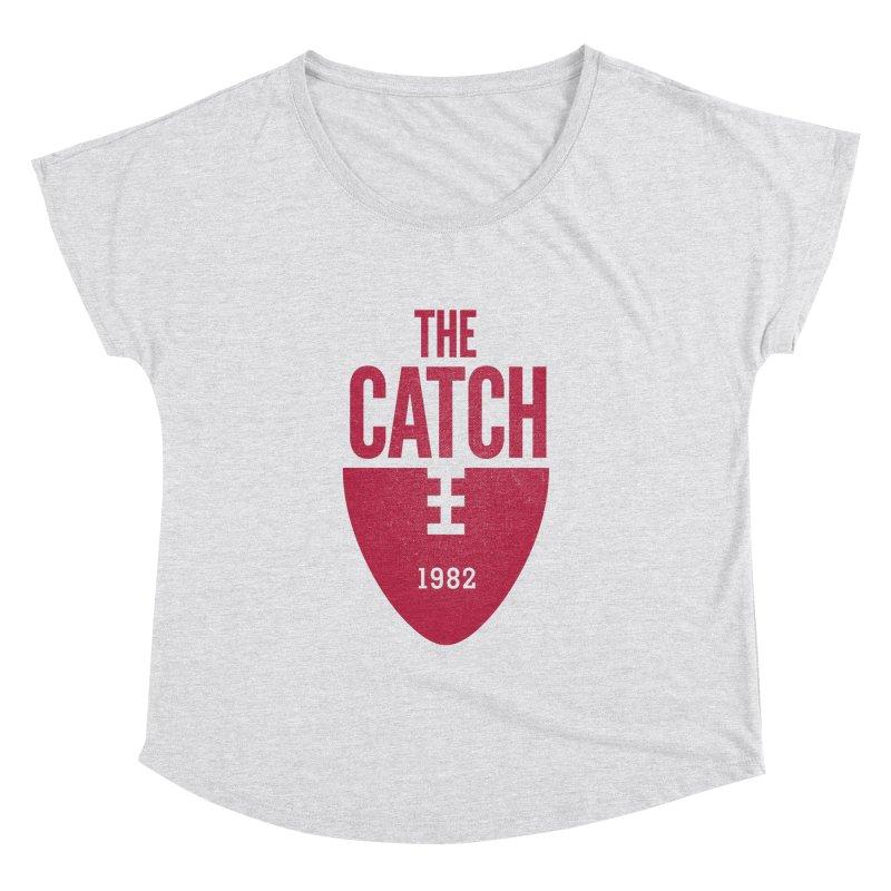 The Catch Women's Dolman by Sport'n Goods Artist Shop