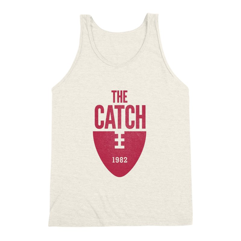 The Catch Men's Triblend Tank by Sport'n Goods Artist Shop