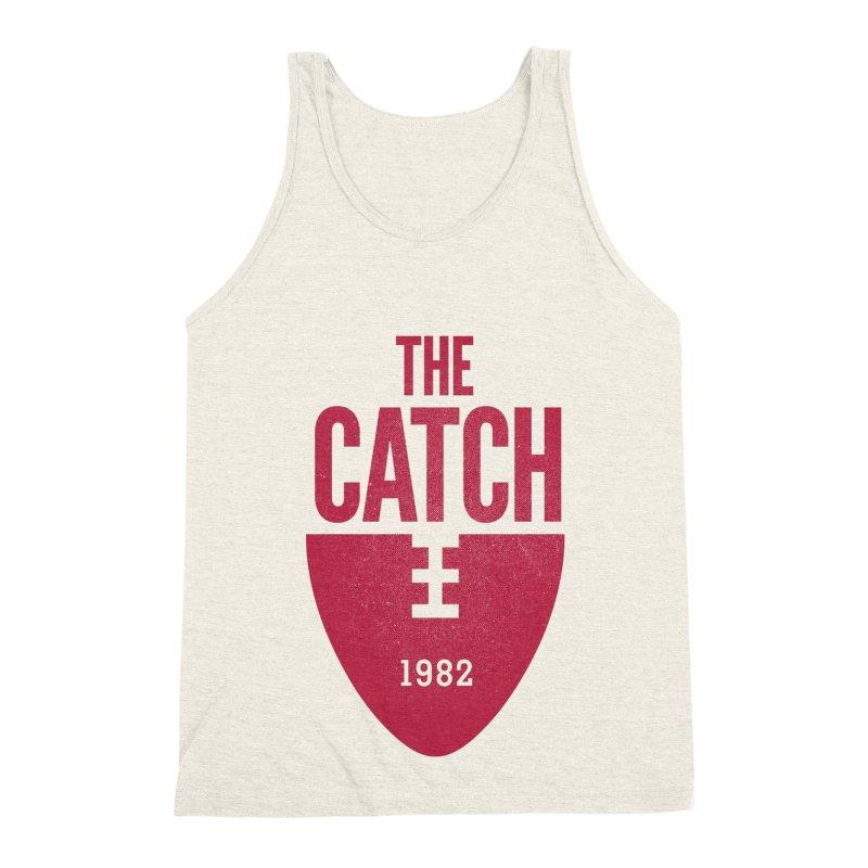 The Catch Men's Triblend Tank by Sport'n Goods Artist Shop