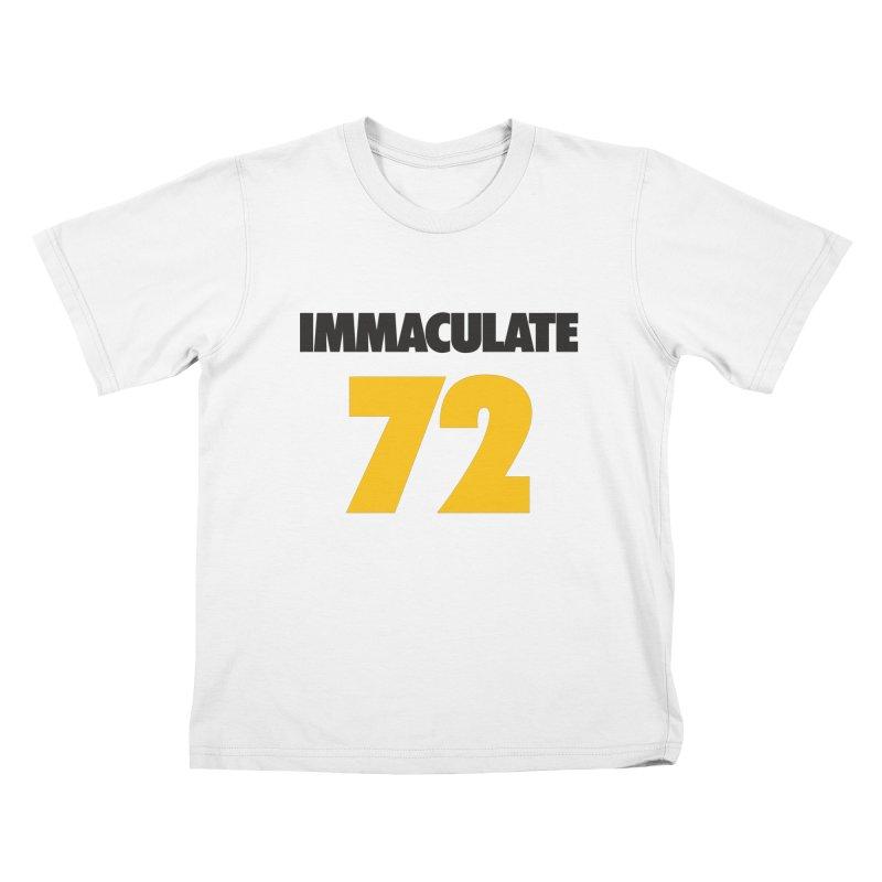 Immaculate 72 Kids T-shirt by Sport'n Goods Artist Shop