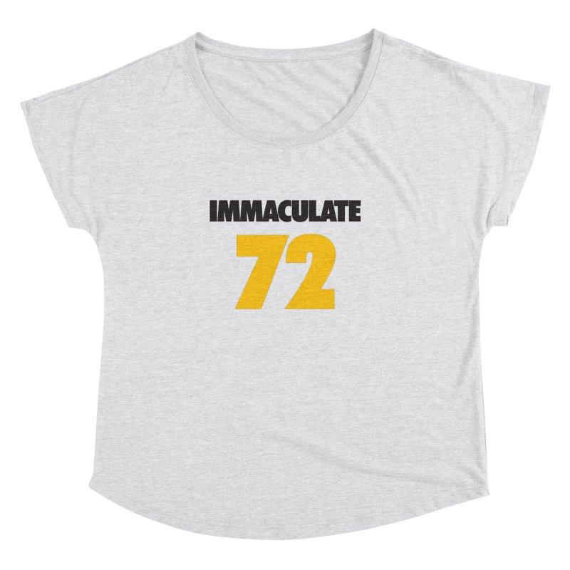 Immaculate 72 Women's Dolman by Sport'n Goods Artist Shop