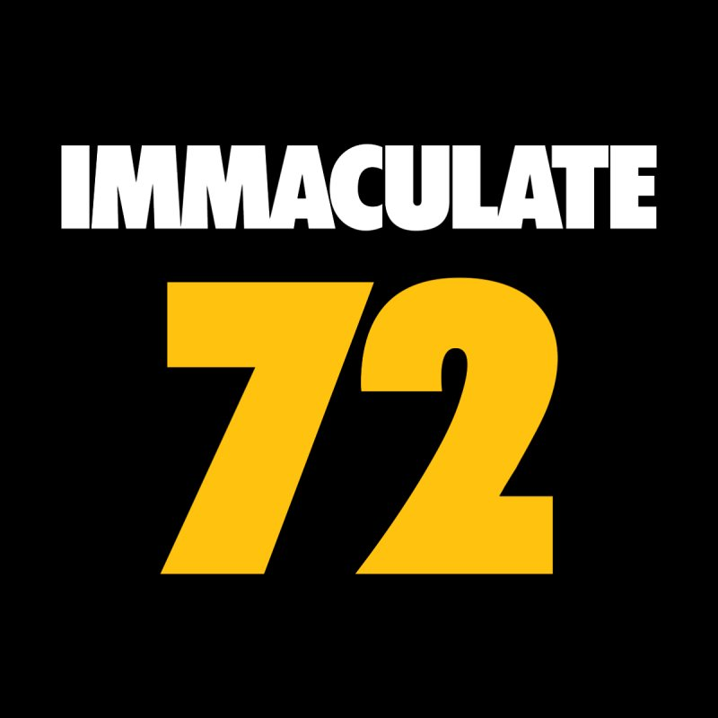 Immaculate 72 Black Women's Tank by Sport'n Goods Artist Shop