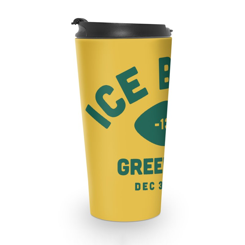 Ice Bowl Accessories Travel Mug by Sport'n Goods Artist Shop