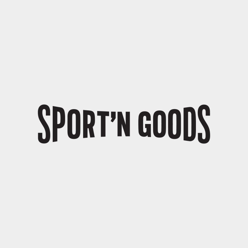 Sport'n Goods logo Kids Longsleeve T-Shirt by Sport'n Goods Artist Shop