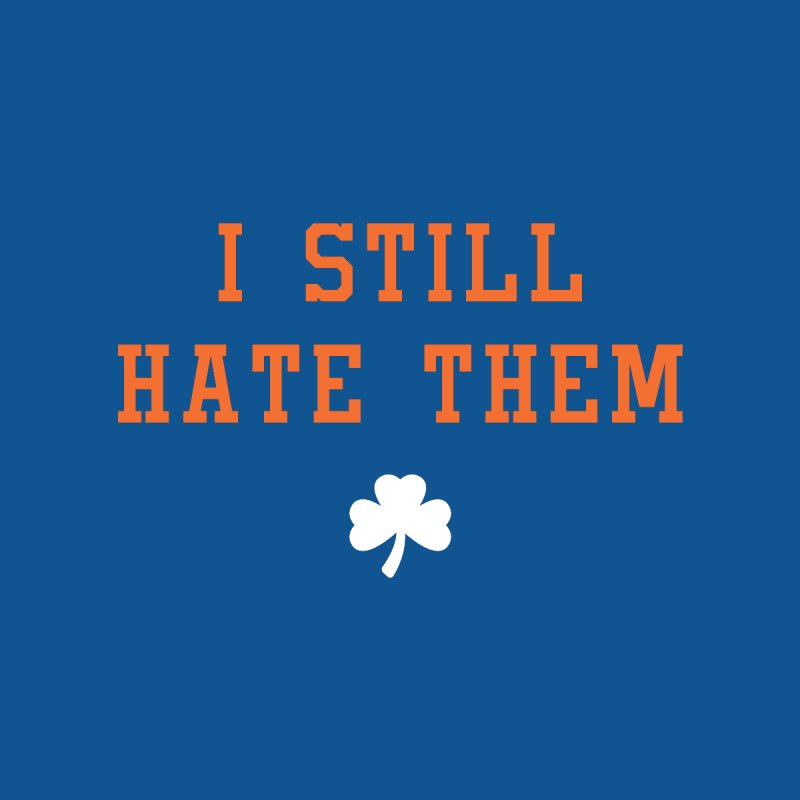 I Still Hate Them -- NY Edition Men's T-Shirt by Sport'n Goods Artist Shop