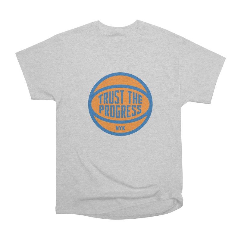 Trust The Progress Women's Classic Unisex T-Shirt by Sport'n Goods Artist Shop