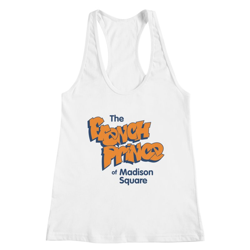 The French Prince of Madison Square Women's Tank by Sport'n Goods Artist Shop