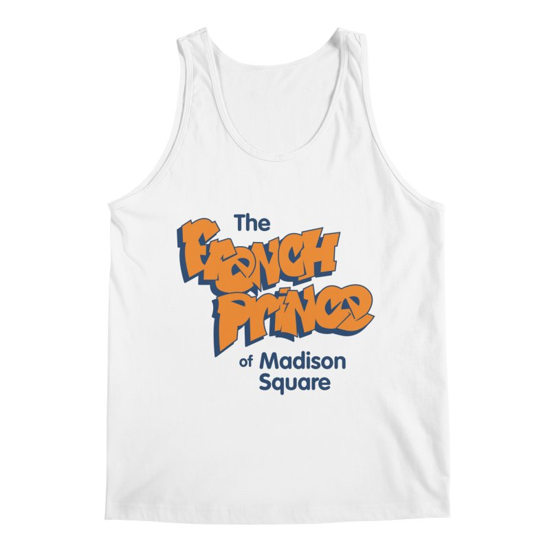 The French Prince of Madison Square Men's Regular Tank by Sport'n Goods Artist Shop