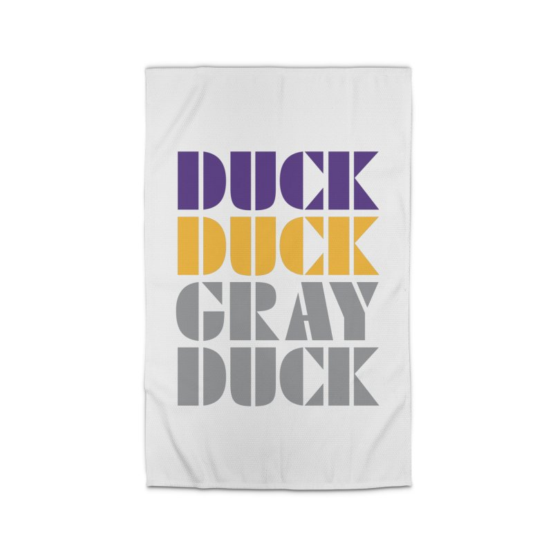 Duck Duck Gray Duck Home Rug by Sport'n Goods Artist Shop
