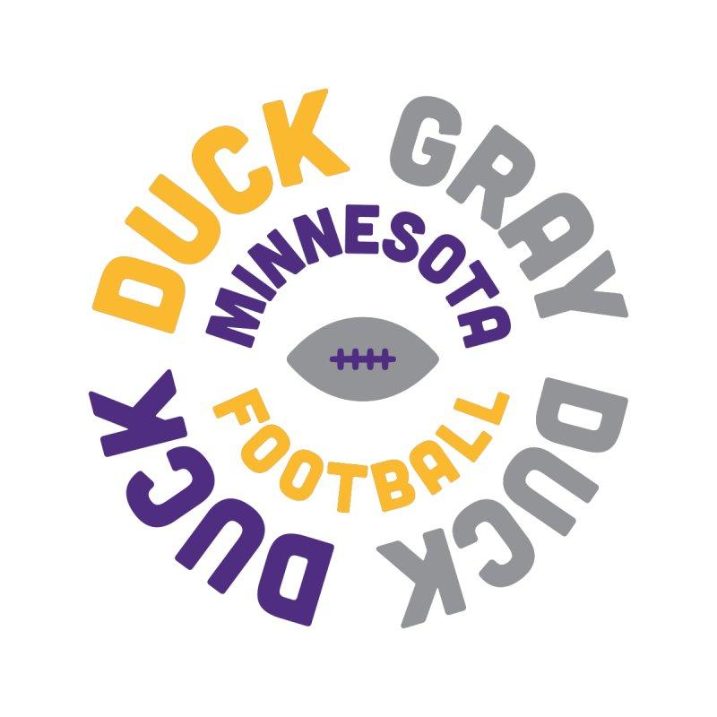 Duck Duck Gray Duck by Sport'n Goods Artist Shop