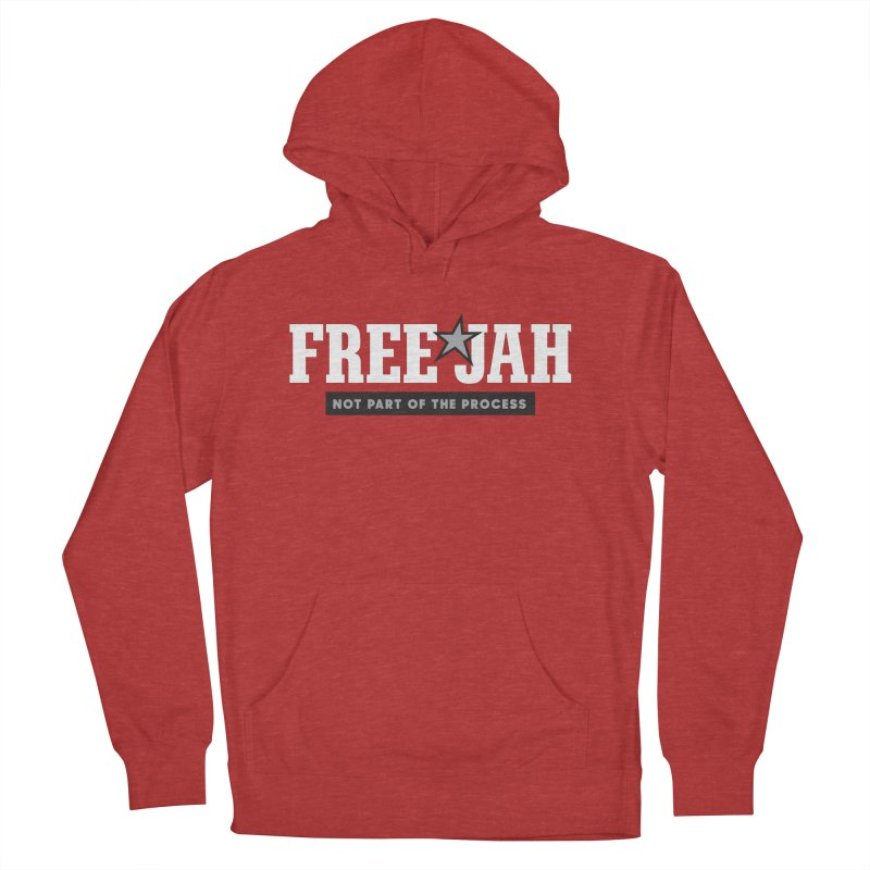 FREE JAH Men's Pullover Hoody by Sport'n Goods Artist Shop