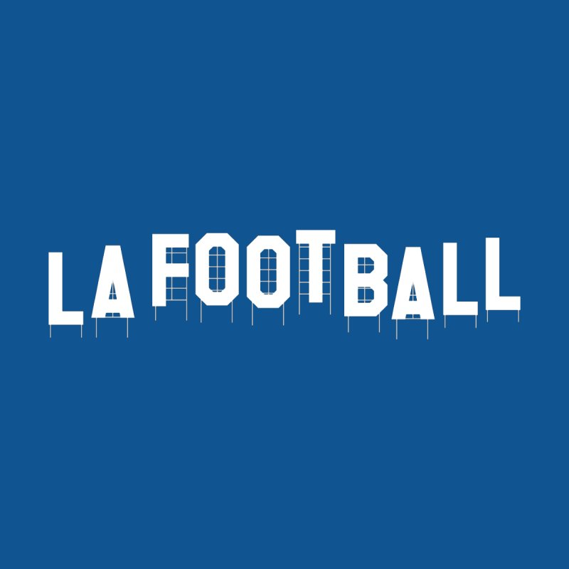 LA Football by Sport'n Goods Artist Shop