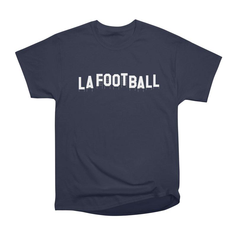 LA Football Men's Classic T-Shirt by Sport'n Goods Artist Shop