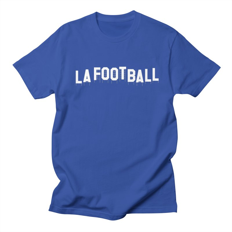 LA Football Women's Unisex T-Shirt by Sport'n Goods Artist Shop