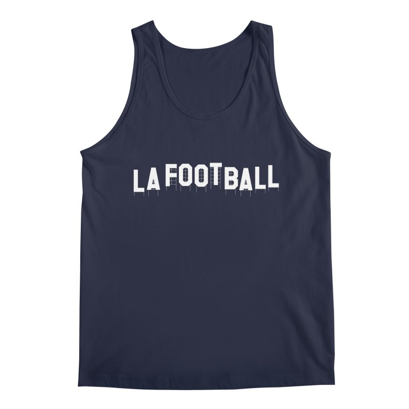 LA Football Men's Regular Tank by Sport'n Goods Artist Shop