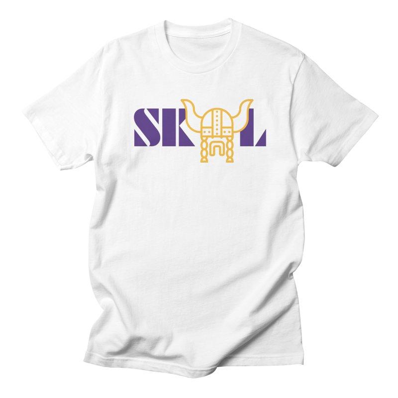 SKOL Men's T-Shirt by Sport'n Goods Artist Shop