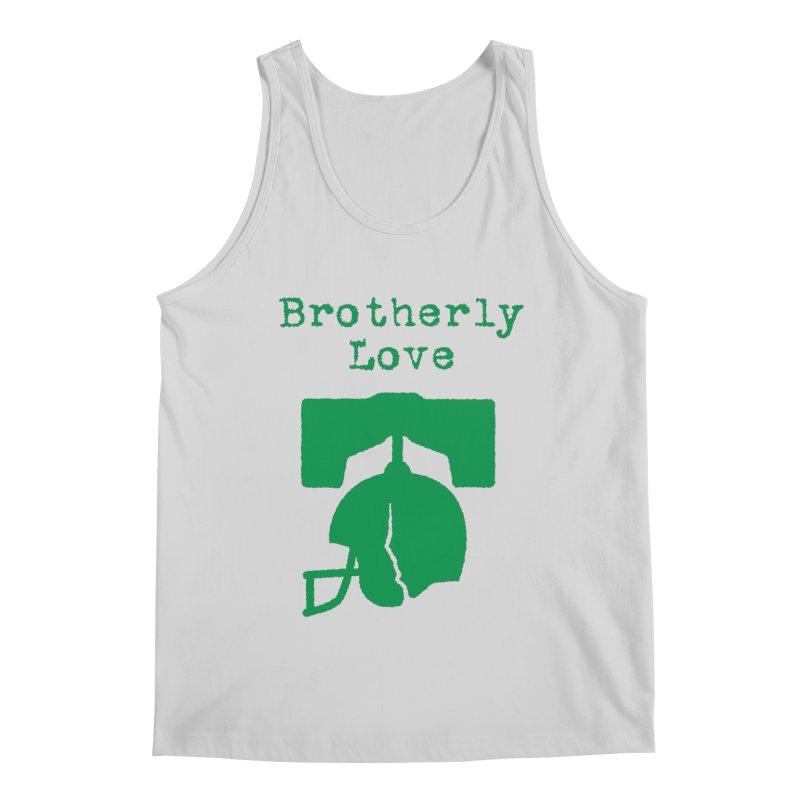 Brotherly Love Men's Regular Tank by Sport'n Goods Artist Shop