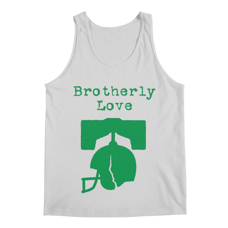 Brotherly Love Men's Regular Tank by Sport'n Goods Artist Shop
