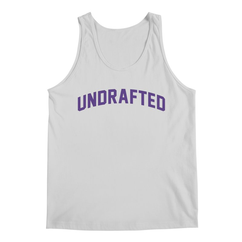 Undrafted Men's Regular Tank by Sport'n Goods Artist Shop