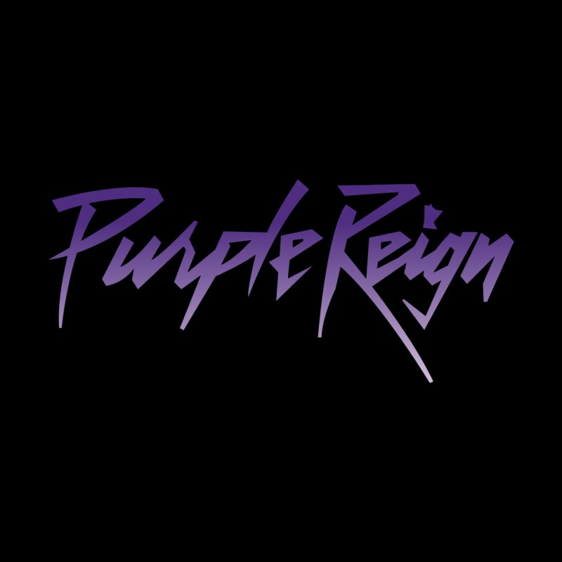 Purple Reign Women's Sweatshirt by Sport'n Goods Artist Shop