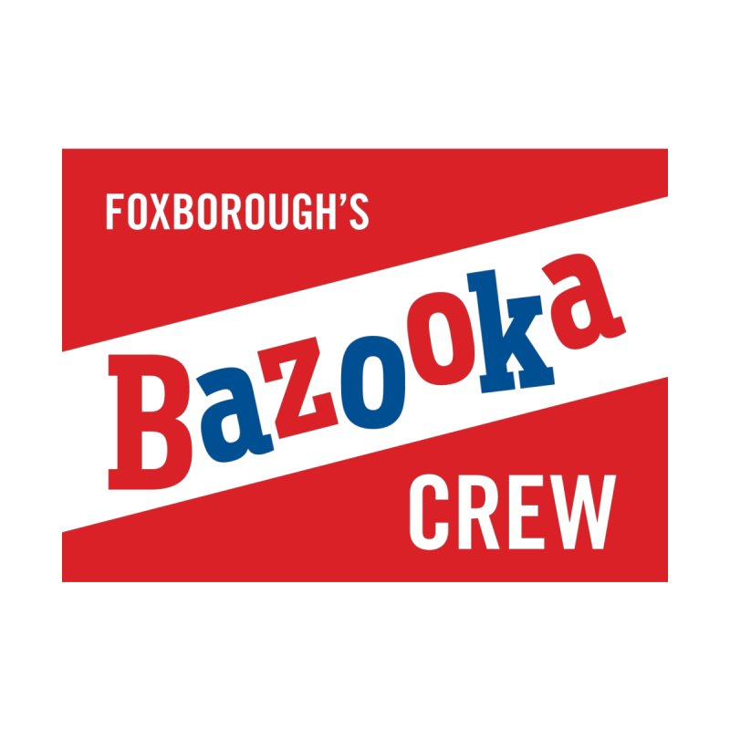Bazooka Crew Men's Tank by Sport'n Goods Artist Shop