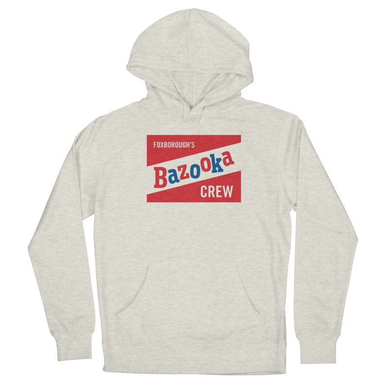 Bazooka Crew Men's French Terry Pullover Hoody by Sport'n Goods Artist Shop