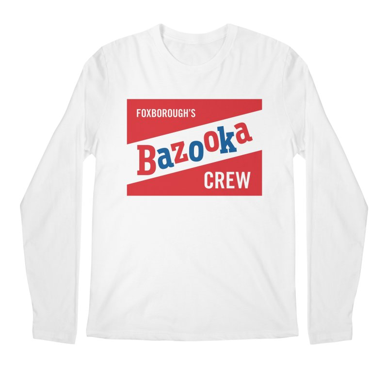 Bazooka Crew Men's Regular Longsleeve T-Shirt by Sport'n Goods Artist Shop