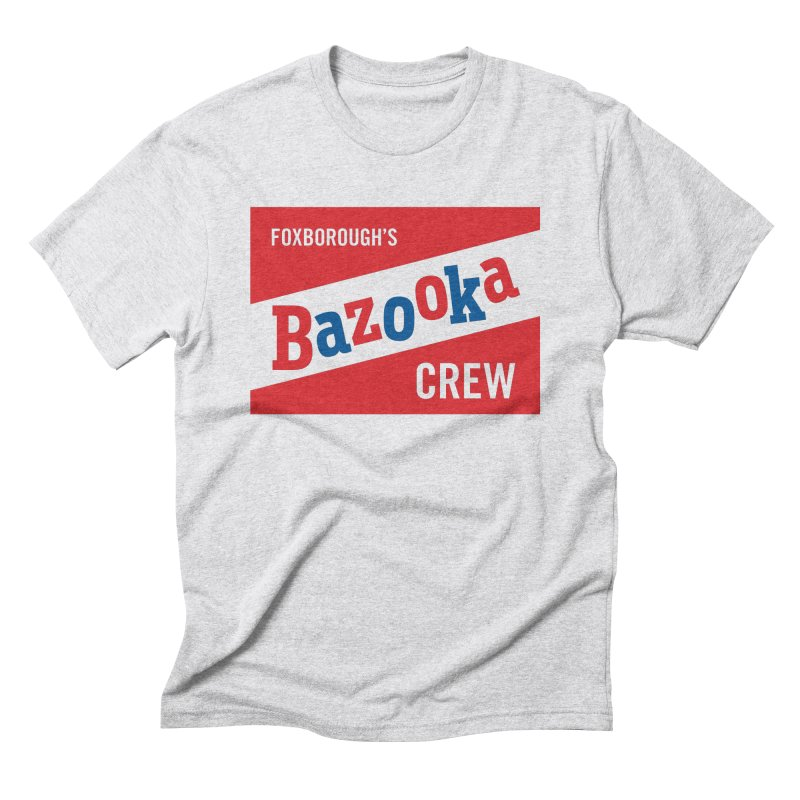 Bazooka Crew Men's Triblend T-Shirt by Sport'n Goods Artist Shop
