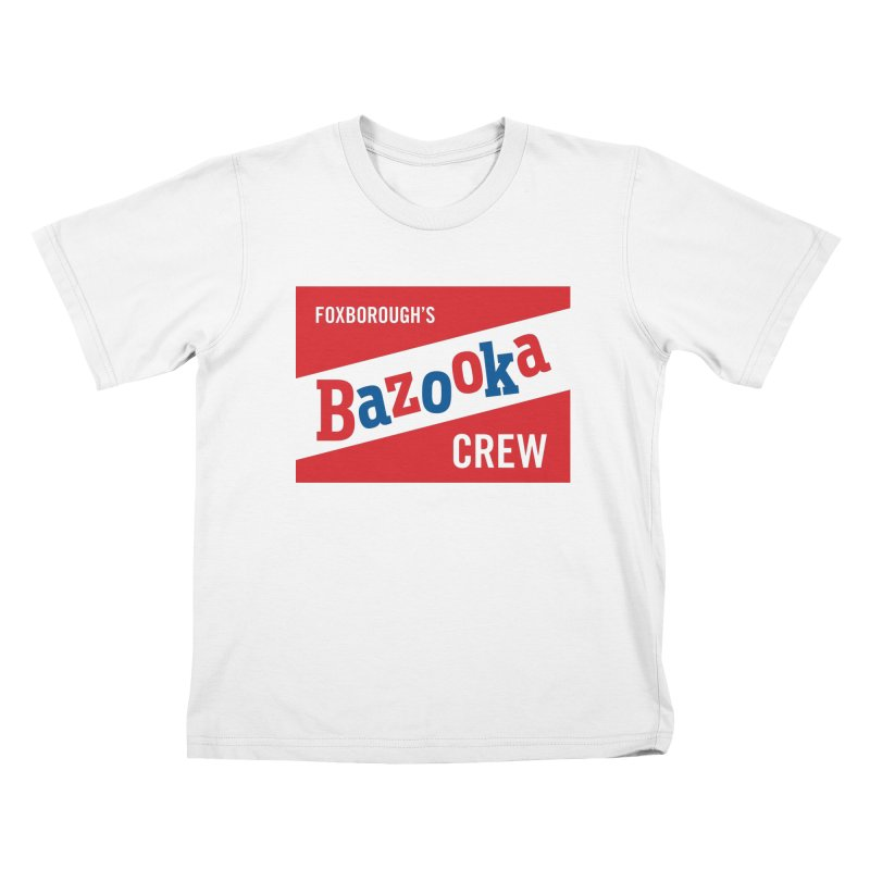 Bazooka Crew Kids T-Shirt by Sport'n Goods Artist Shop