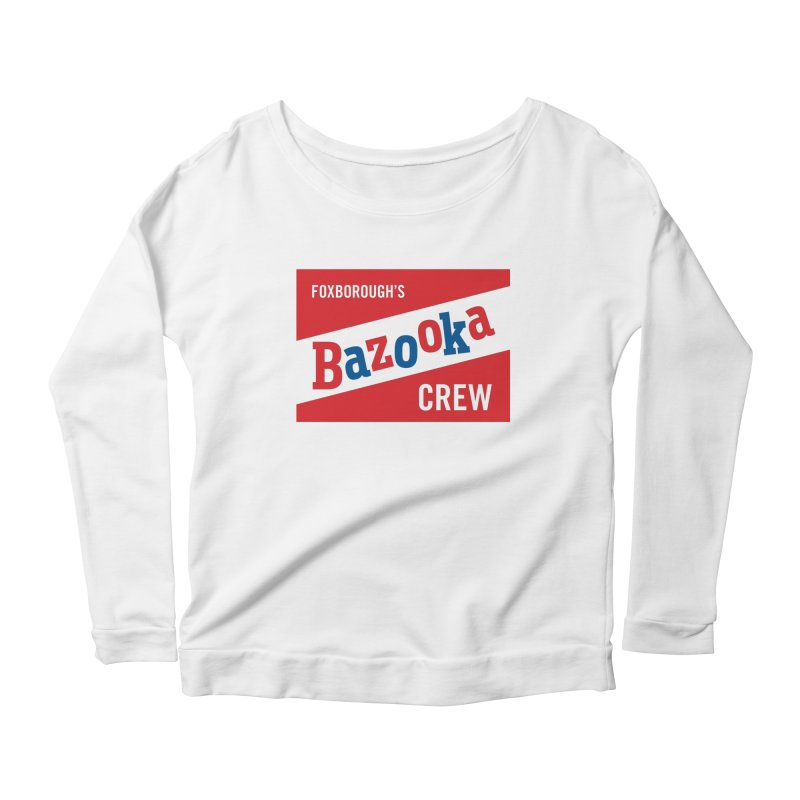 Bazooka Crew Women's Longsleeve T-Shirt by Sport'n Goods Artist Shop