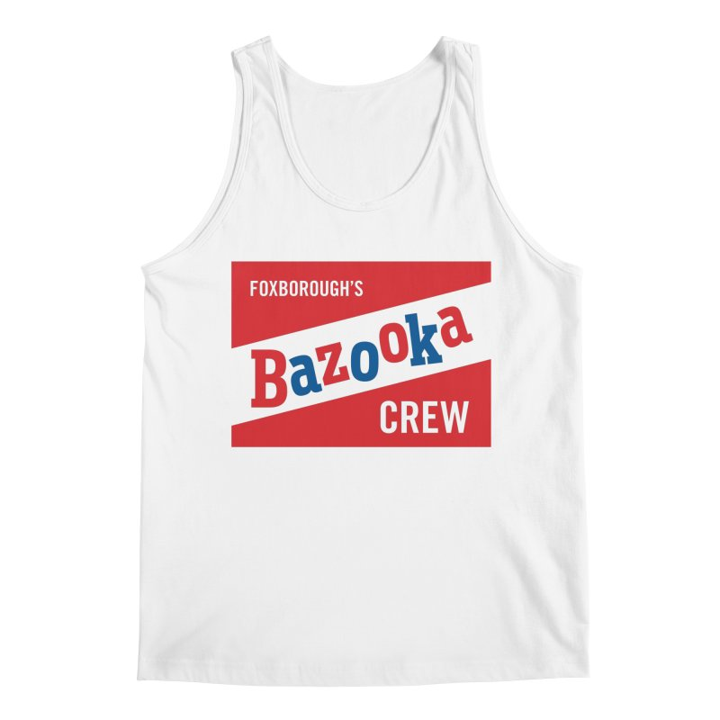 Bazooka Crew Men's Regular Tank by Sport'n Goods Artist Shop