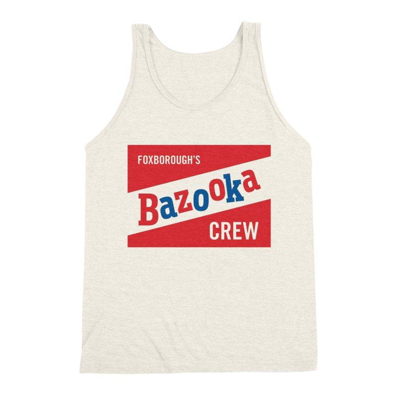 Bazooka Crew Men's Triblend Tank by Sport'n Goods Artist Shop