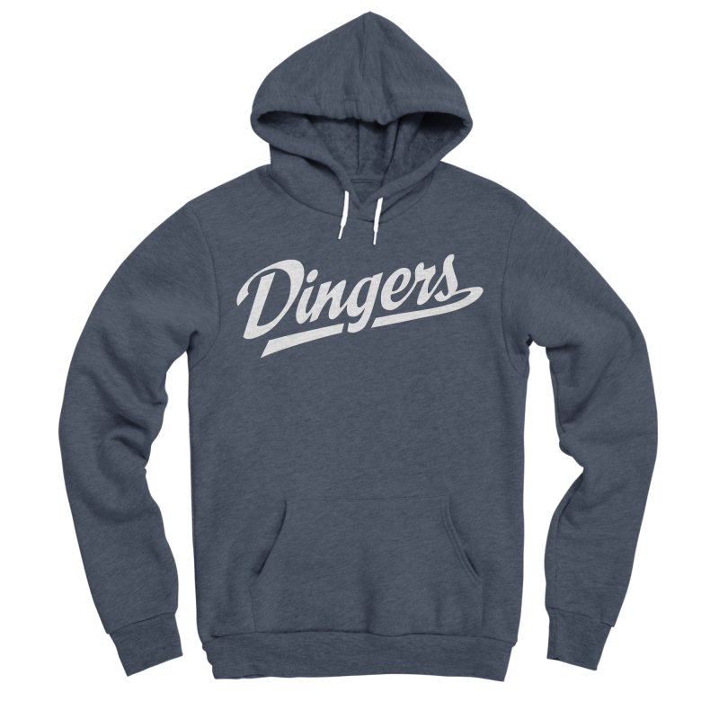 Dingers LA Men's Sponge Fleece Pullover Hoody by Sport'n Goods Artist Shop