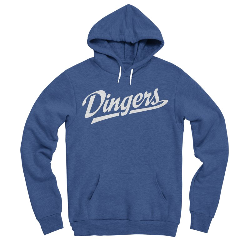 Dingers LA Men's Sponge Fleece Pullover Hoody by Sport'n Goods Artist Shop