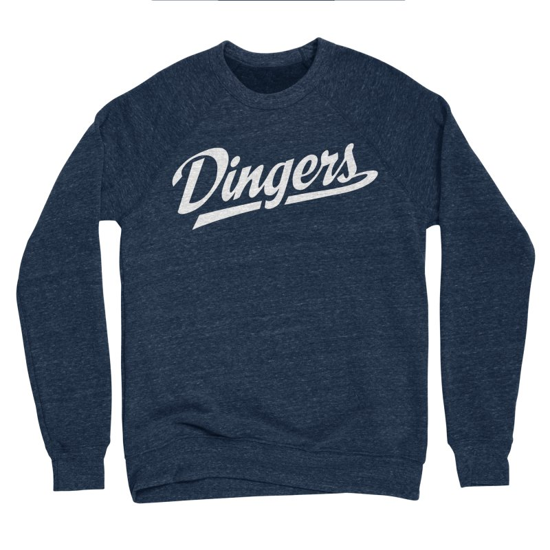 Dingers LA Men's Sponge Fleece Sweatshirt by Sport'n Goods Artist Shop