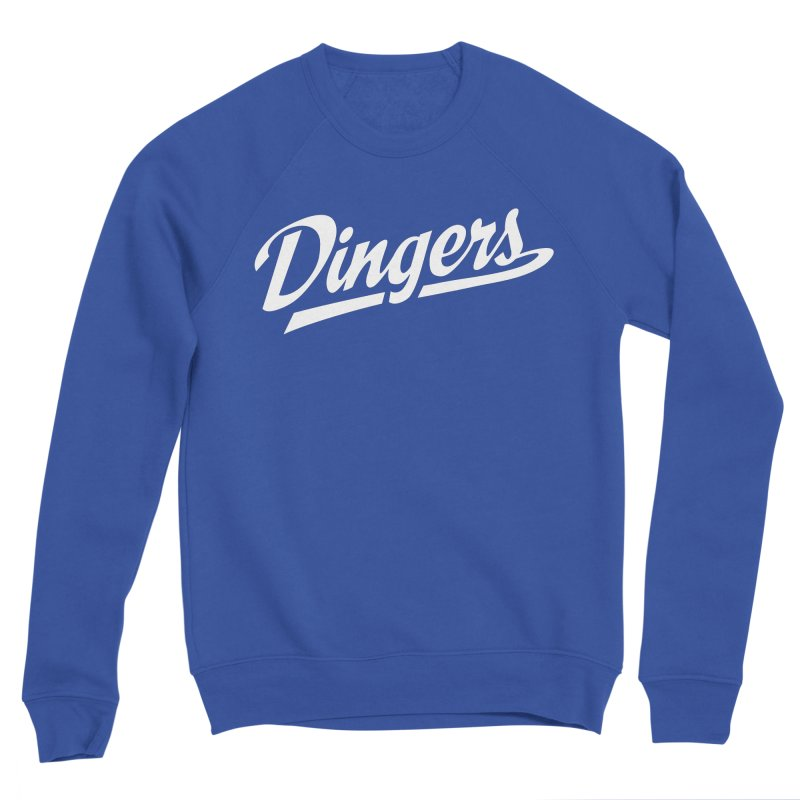 Dingers LA Women's Sponge Fleece Sweatshirt by Sport'n Goods Artist Shop
