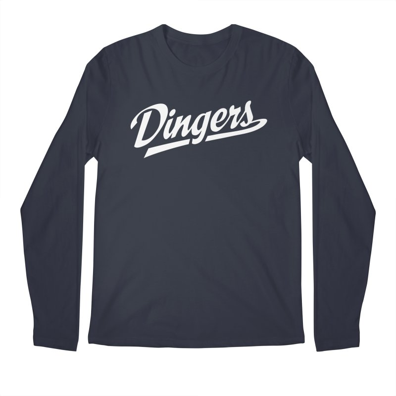 Dingers LA Men's Regular Longsleeve T-Shirt by Sport'n Goods Artist Shop