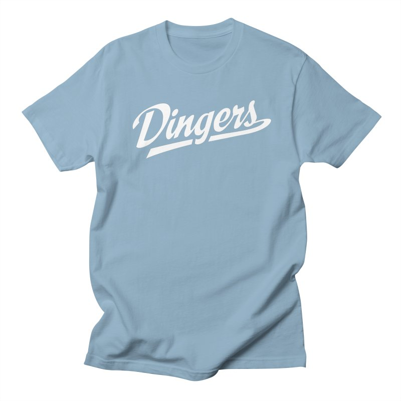 Dingers LA Men's Regular T-Shirt by Sport'n Goods Artist Shop