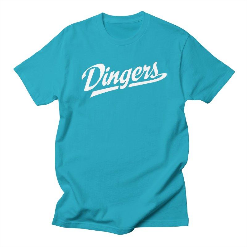 Dingers LA Men's Regular T-Shirt by Sport'n Goods Artist Shop
