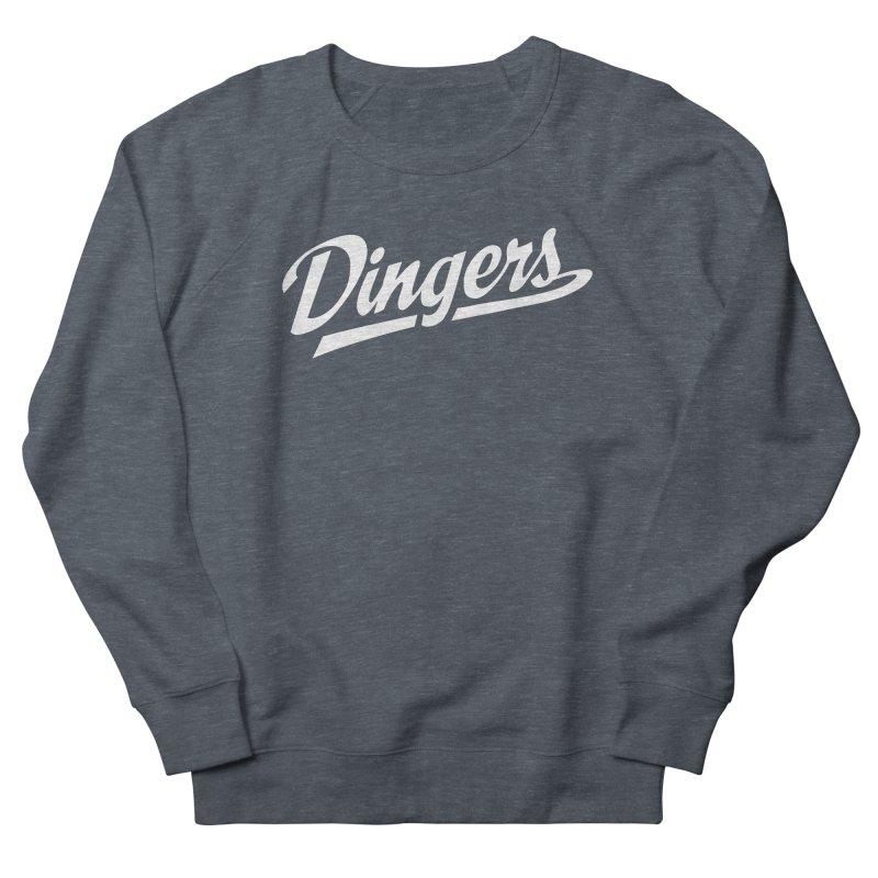 Dingers LA Men's French Terry Sweatshirt by Sport'n Goods Artist Shop