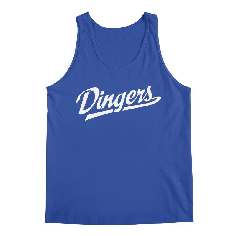 Dingers LA Men's Regular Tank by Sport'n Goods Artist Shop