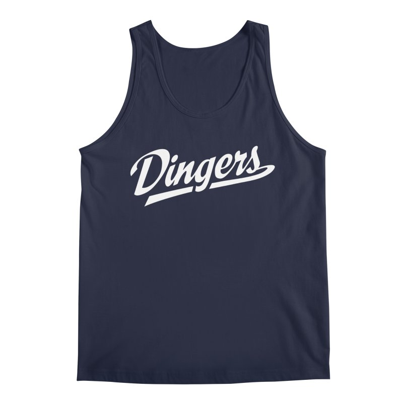 Dingers LA Men's Regular Tank by Sport'n Goods Artist Shop