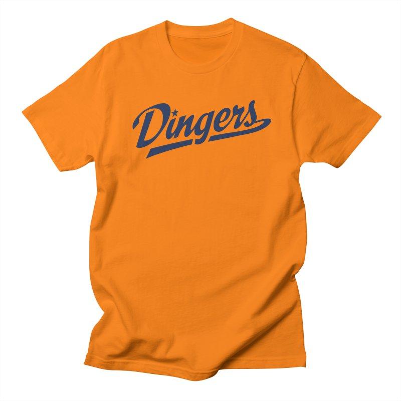 Dingers Houston Men's Regular T-Shirt by Sport'n Goods Artist Shop