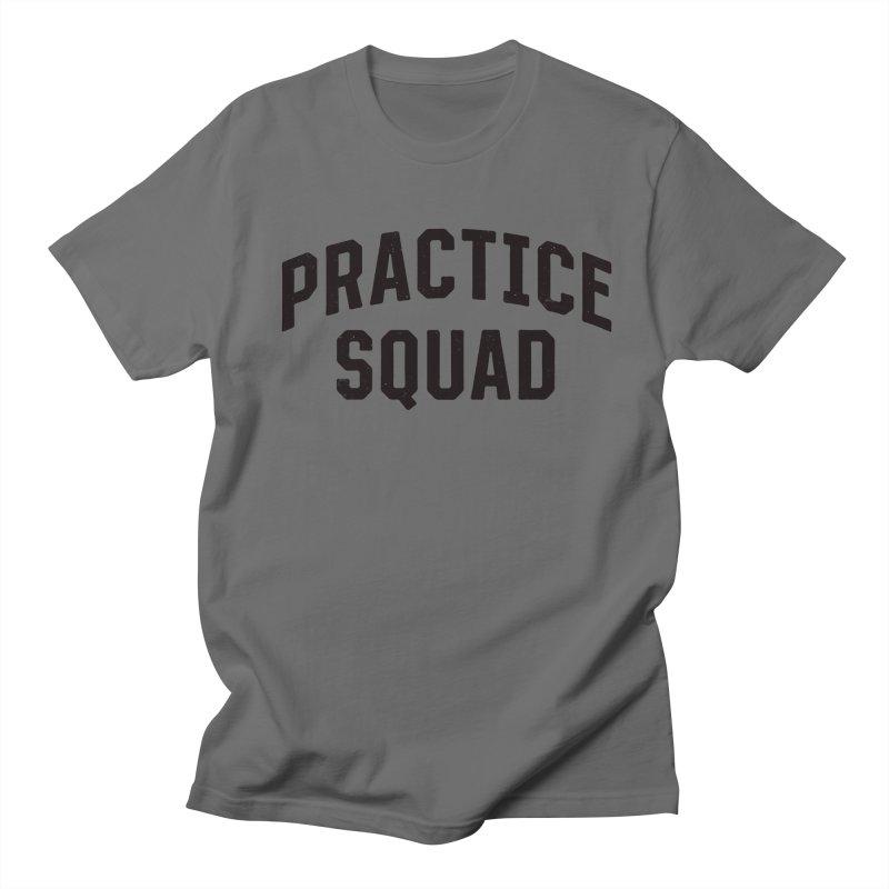 Practice Squad Men's Regular T-Shirt by Sport'n Goods Artist Shop