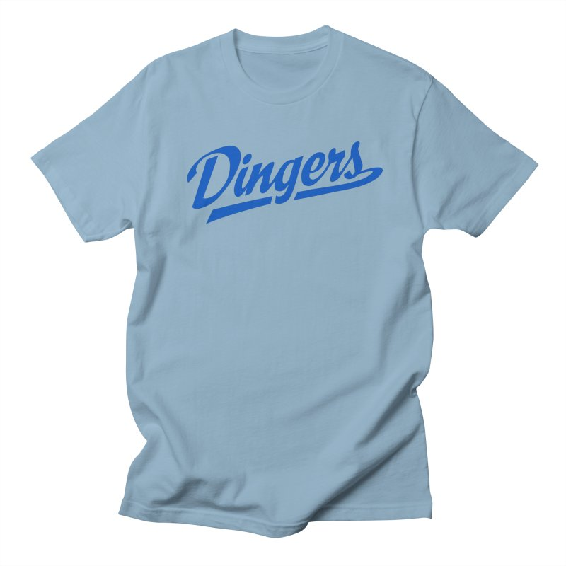 Dingers Milwaukee Men's Regular T-Shirt by Sport'n Goods Artist Shop