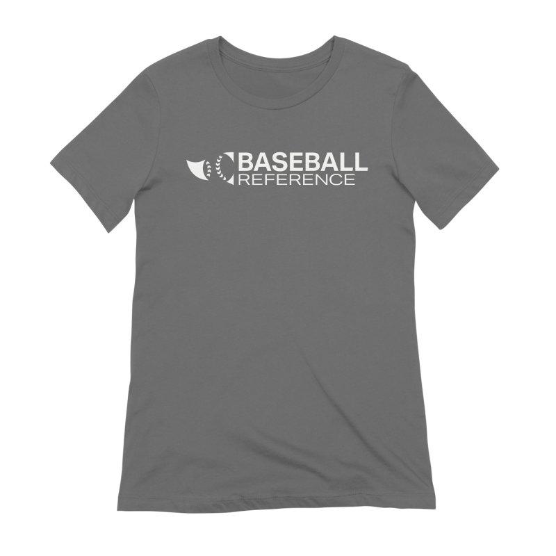 Baseball Reference Shirt Women's T-Shirt by Sports Reference Shop