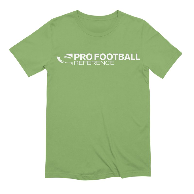 Pro Football Reference Shirt Men's T-Shirt by Sports Reference Shop